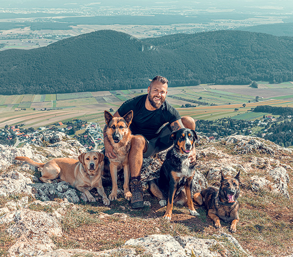 RG Dogs | Hundepension